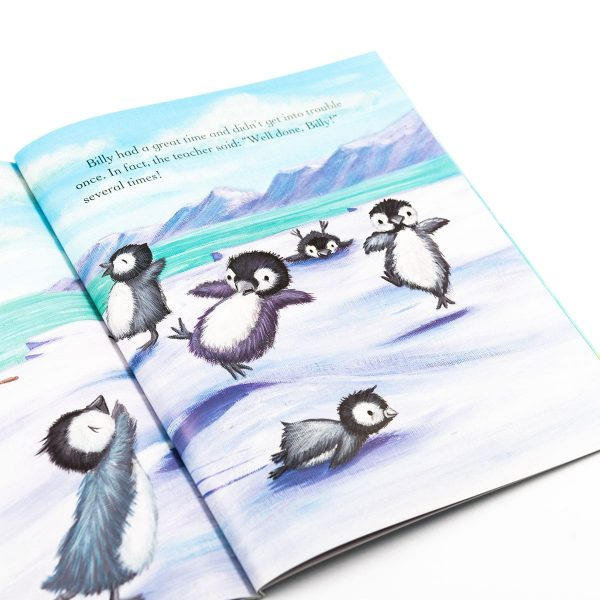 Penguins Can't Fly Picture Book