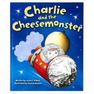 Charlie & The Cheese Monster Picture Book