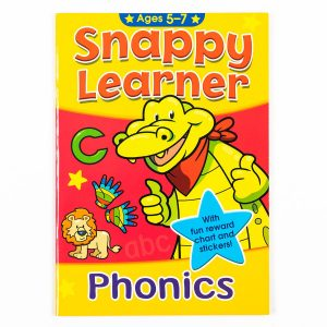Snappy Learner (5-7) - Phonics