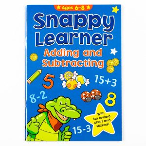 Snappy Learner (6-8) - Adding & Subtracting