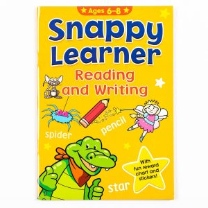 Snappy Learner (6-8) - Reading & Writing
