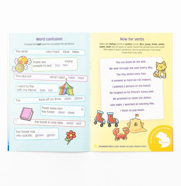 Snappy Learner 5-7years Bumper Collection