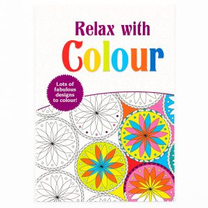 Relax With Colour