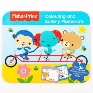 Fisher Price Colouring & Activity Placemat Pad