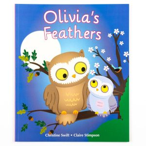 Olivia's Feathers Picture Book