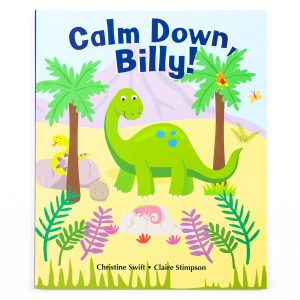 Calm Down Billy Picture Book