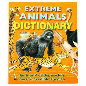 Extreme Animals A-Z Dictionary