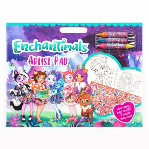 Enchantimals Artist Pad