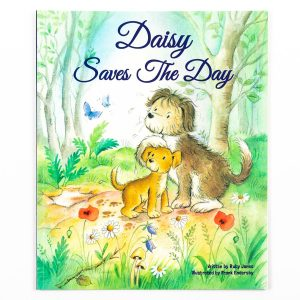 Daisy Saves The Day Picture Book