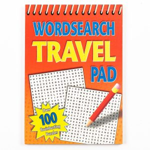 Wordsearch Travel Pad