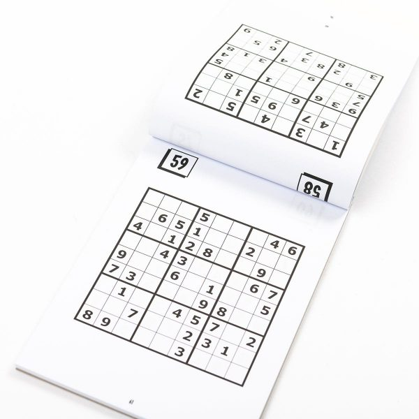 Sudoku Travel Pad