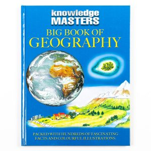 Knowledge Masters Big Book Of Geography