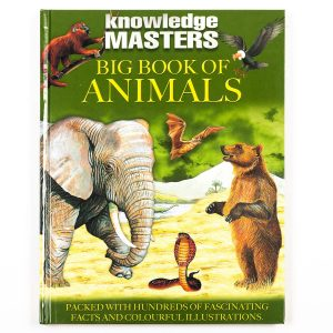 Knowledge Masters Big Book Of Animals
