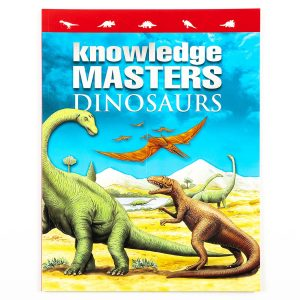 Knowledge Masters Dinosaurs