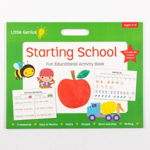 Little Genius Starting School Mega Pad