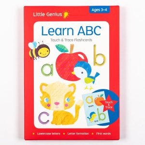 Little Genius Touch & Trace: ABC