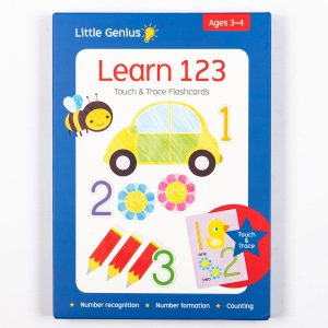 Little Genius Touch & Trace: 123