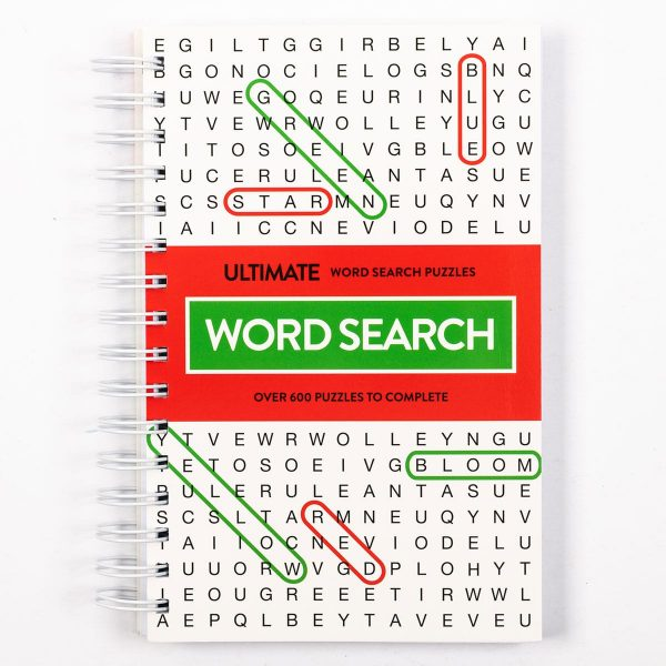 The Ultimate Wordsearch