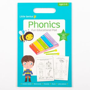 Little Genius Phonics Pad