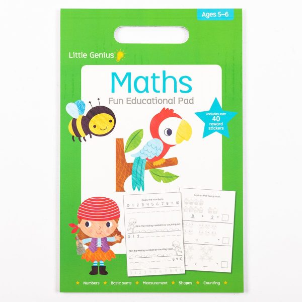 Little Maths Pad