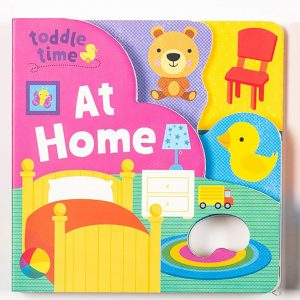 Toddle Time At Home