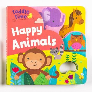 Toddle Time Happy Animals