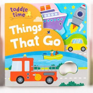 Toddle Time Things That Go
