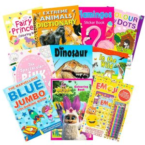 Ultimate Value Colouring and Activity Bundle