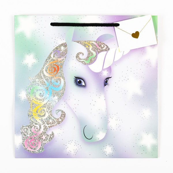 Unicorn Gift Bag - Large *sold as a set*