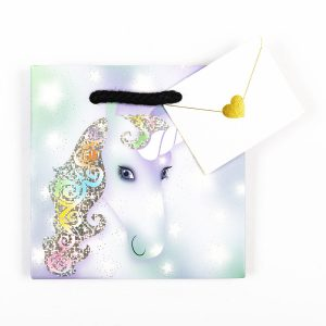 Unicorn Gift Bag - Small *sold as a set*