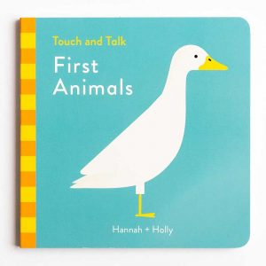 Hannah & Holly Touch Talk First Animals