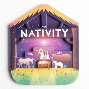 The Nativity Peep-through Story Book