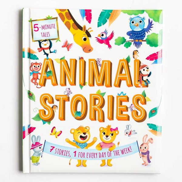 5 Minute Tales - Animal Stories