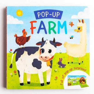 Pop-up Farm Board Book