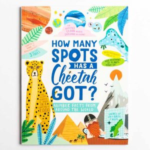 How Many Spots Has a Cheetah Got?