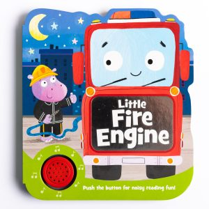 Little Fire Engine Sound Book