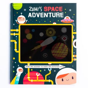 Zumi's Space Adventure Animated Book