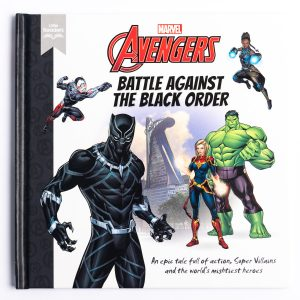 Marvel Avengers: Battle Against The Black Order