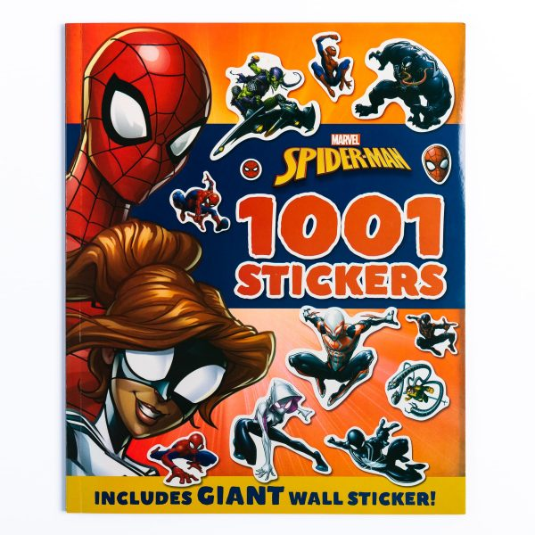 Marvel Spider-Man: 1001 Stickers